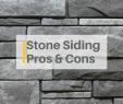 Installing Stone Veneer Fireplace Best Of Stone Siding and Stone Veneer Siding Pros and Cons