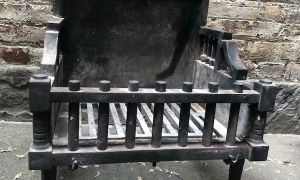 14 New Iron Fireplace Grate