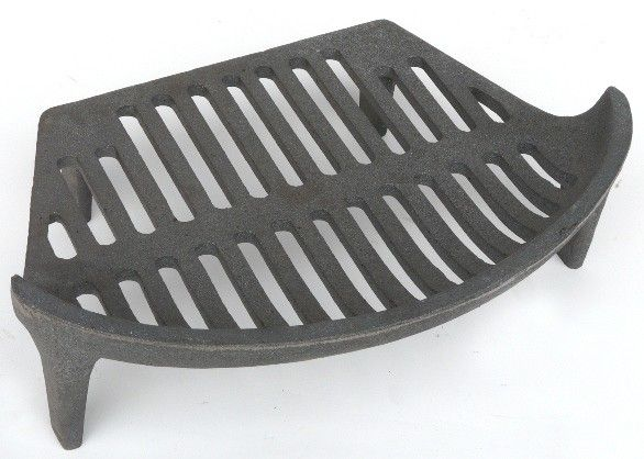 "Iron Fireplace Grate Inspirational the 16"" Bowed Fire Grate Fits A Standard 16"" Fire Opening"