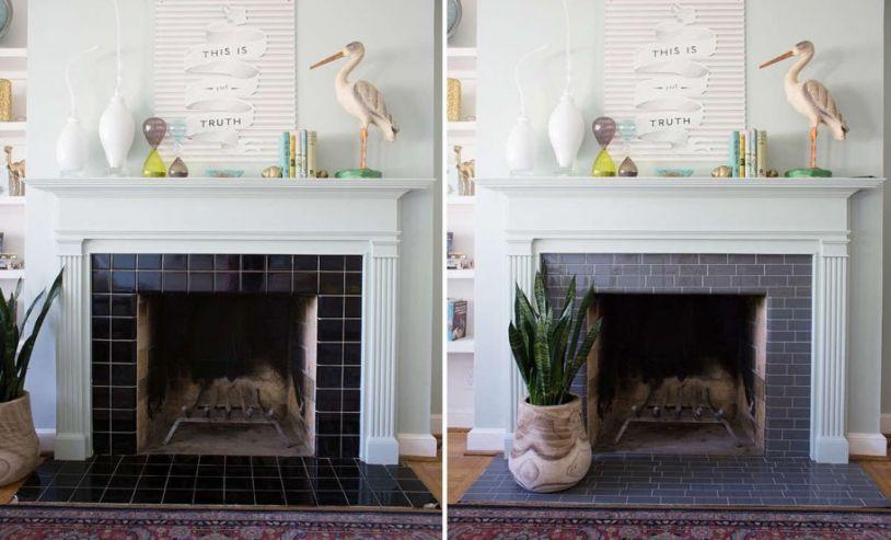 diy fireplace mantel shelf 25 beautifully tiled fireplaces of diy fireplace mantel shelf 814x493
