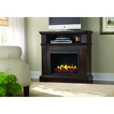 tobacco home decorators collection corner electric fireplaces 268 67 72 y 64 400 pressed
