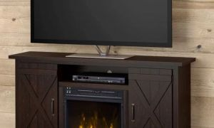 16 Unique Led Fireplace Tv Stand
