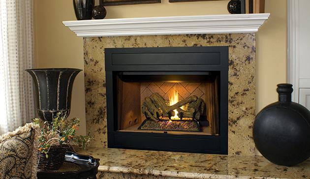 superior brt4042 custom series 42 b vent radiant millivolt gas fireplace 66