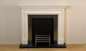 30 Awesome Limestone Fireplace Mantle
