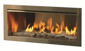26 Luxury Linear Gas Fireplace Insert