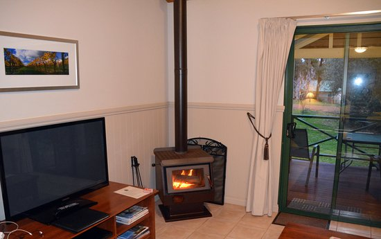 Log Fireplace Best Of Log Fire Picture Of Bushy Lake Chalets Margaret River