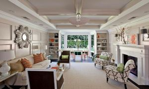 17 Best Of Long Narrow Living Room with Fireplace In Center