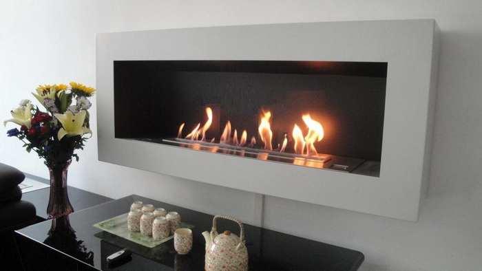 modern bio ethanol fireplaces