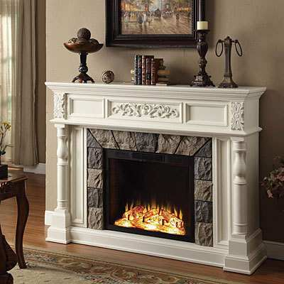 62 electric fireplace 1