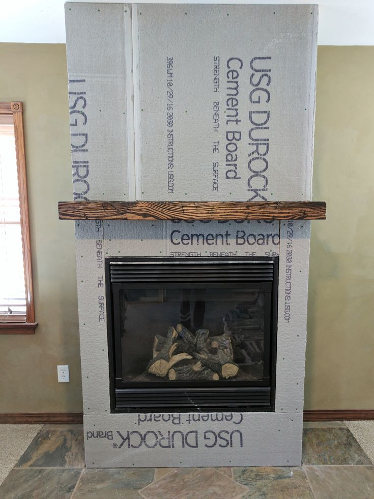 Making A Fireplace Mantle New How to Make A Distressed Fireplace Mantel