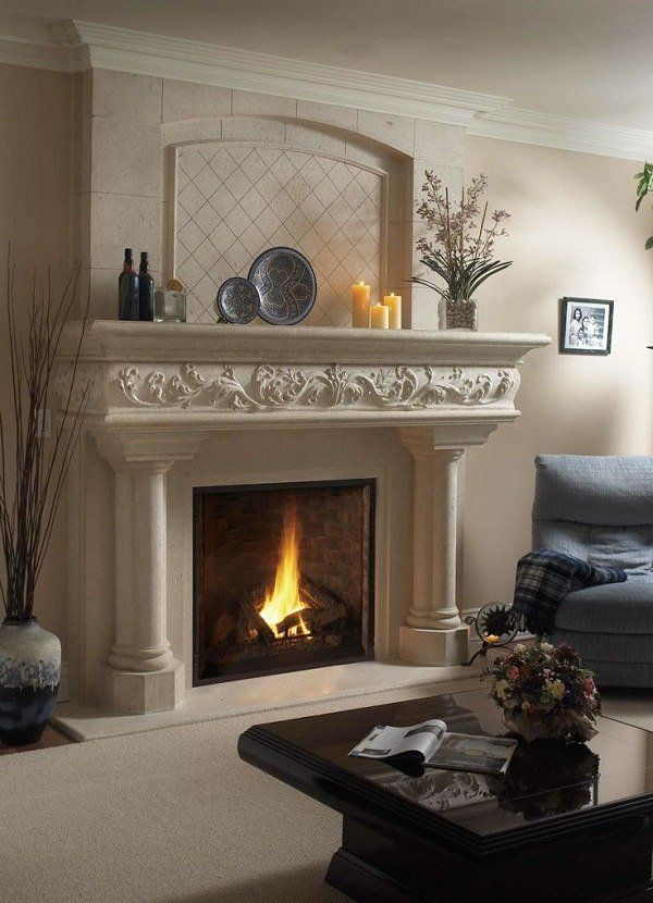 Mantle Fireplace Lovely Stylish Fireplace Mantel Decor Candles Flowers Elegant