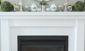 19 Beautiful Mantles without Fireplace