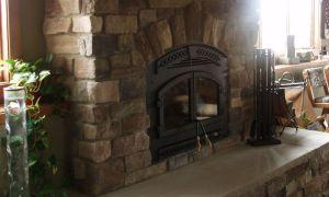 16 Beautiful Manufactured Stone Fireplace
