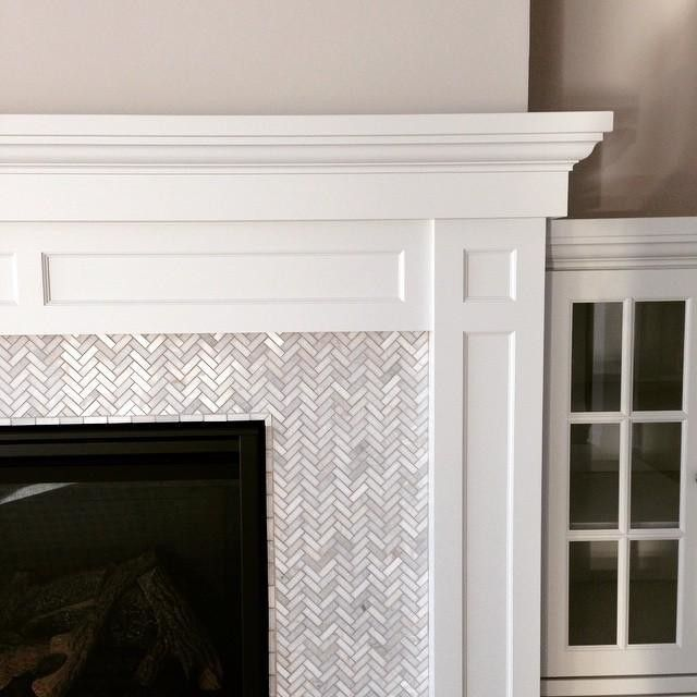 Marble Tile Fireplace Inspirational Decorative Tiles for Fireplace Surround Mosaic Tile