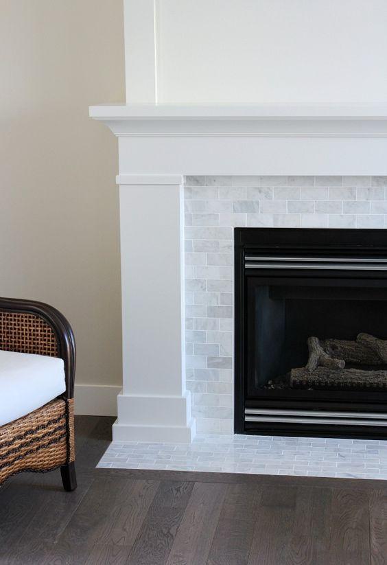 6afcaec807ac cec3c9fffe2e99 white mantle white fireplace