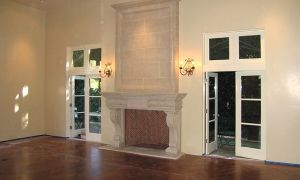15 Inspirational Masonry Fireplace Construction