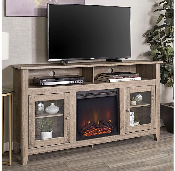 Media Console with Fireplace Unique Modern Tv Media Console with Fireplace