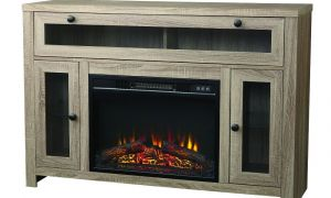 20 Luxury Media Electric Fireplace