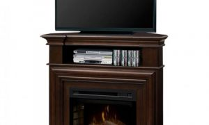 26 New Media Fireplace Console