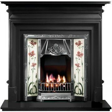 Metal Fireplace Insert Elegant Gallery Palmerston Cast Iron Fireplace toulouse