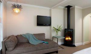 30 New Modern Corner Fireplace