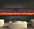 "Modern Electric Fireplace Insert Luxury Modern Electric Fireplaces Tagged ""thermostat"" Modern Blaze"