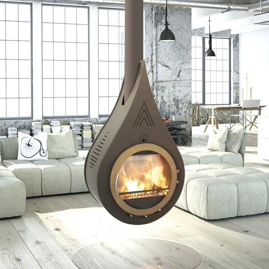 free standing wood burning fireplace contemporary closed hearth ideas for freestanding