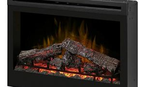 10 Beautiful Most Realistic Electric Fireplace Insert