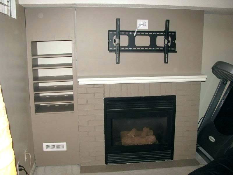 wall mounted tv above fireplace wall mounted above fireplace hi hiding hide wires wall mounted tv over fireplace