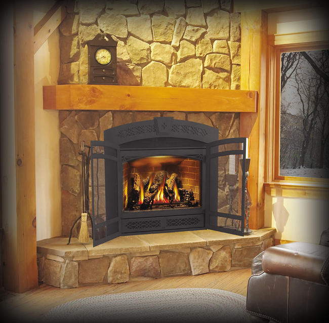 277 napoleon fireplaces gas gd70nt starfire