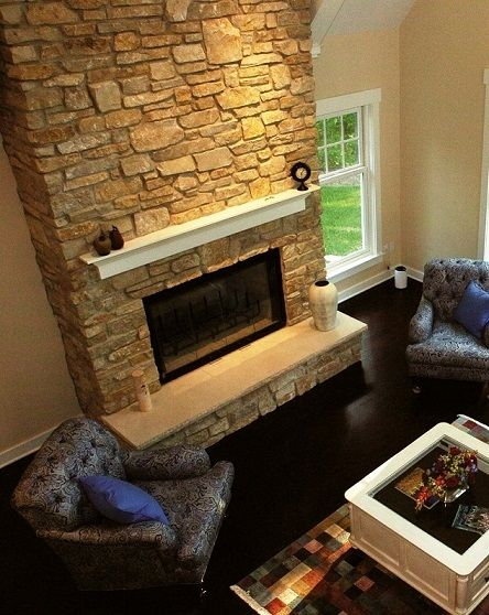 Natural Stone Veneer Fireplace Beautiful Image Result for Cotswold Stone Fireplace Cladding
