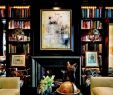 Nyc Fireplace Luxury Black Built Ins Lacquered Black Lacquer Fireplace