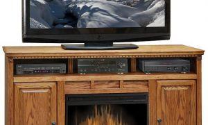 12 Beautiful Oak Electric Fireplace Tv Stand