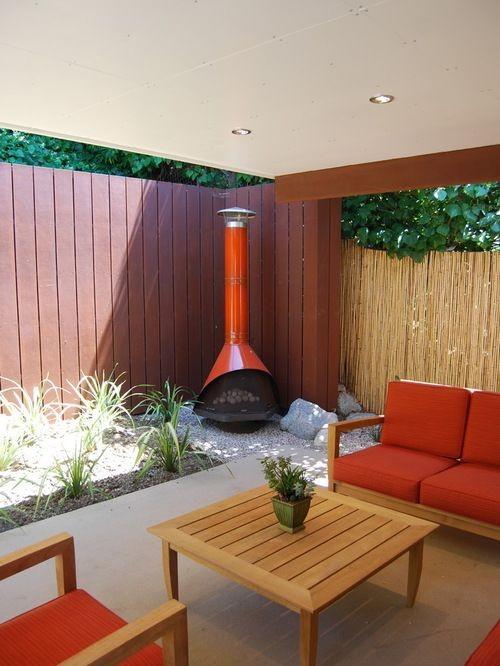 mid century modern outdoor fireplace best of 21 stunning midcentury patio designs for outdoor spaces of mid century modern outdoor fireplace