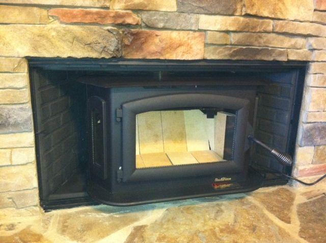 Old Fireplace Insert Lovely Buck Stove Model 18 Insert Wood Stoves & Firepits