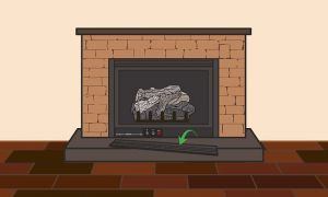 14 Lovely Open Gas Fireplace