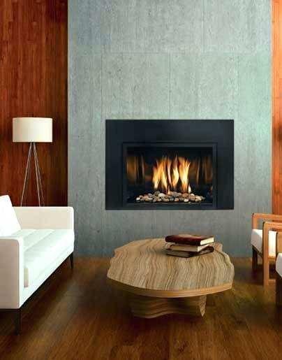 modern fireplace inserts