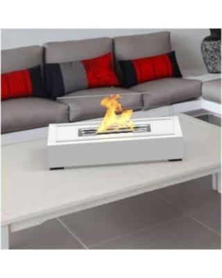 regal flame utopia ventless portable bio ethanol tabletop fireplace