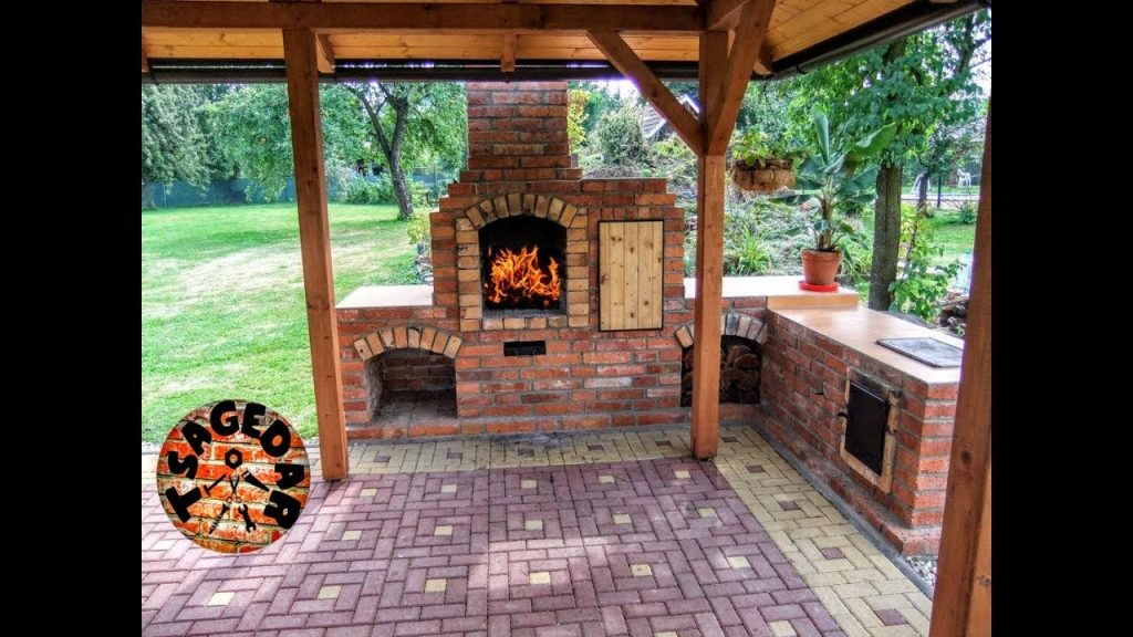 Outdoor Fireplace and Grill Lovely 10 Building Outdoor Fireplace Grill Re Mended for You