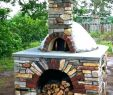 Outdoor Fireplace and Pizza Oven Combination Plans Unique Outdoor Pizza Oven Brick – Fristonio