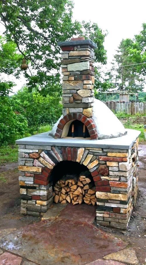 outdoor pizza oven brick outdoor pizza oven brick build backyard plans