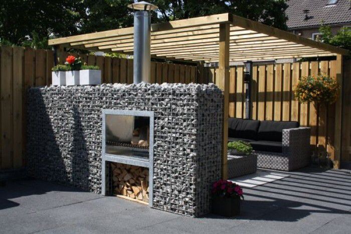 cost of outdoor fireplace lovely fire place bbq or table for our garden idee exterieur of cost of outdoor fireplace
