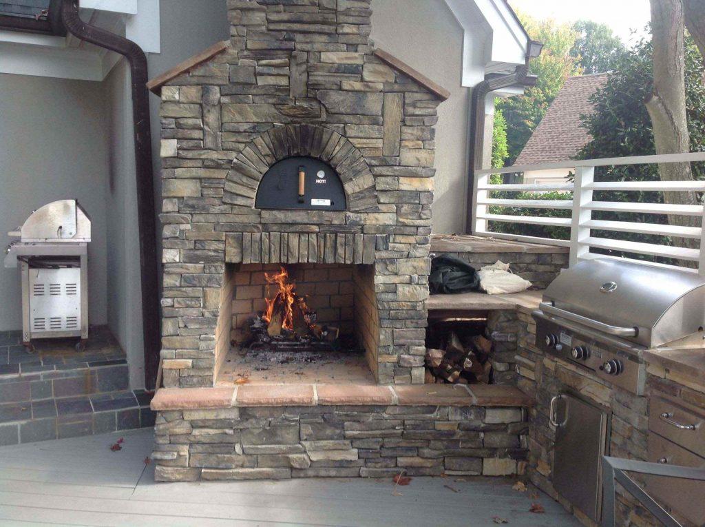 Outdoor Fireplace Kits for Sale Luxury Outdoor Fireplace Kits Sale Beautiful Pecara Od Stare Cigle