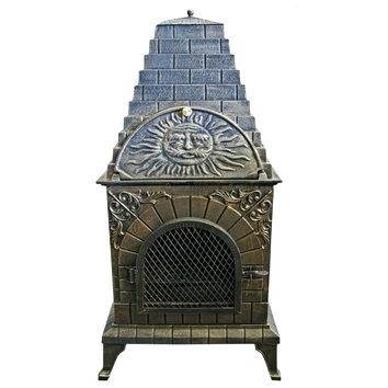 features description allure pizza oven outdoor fireplace wayfair