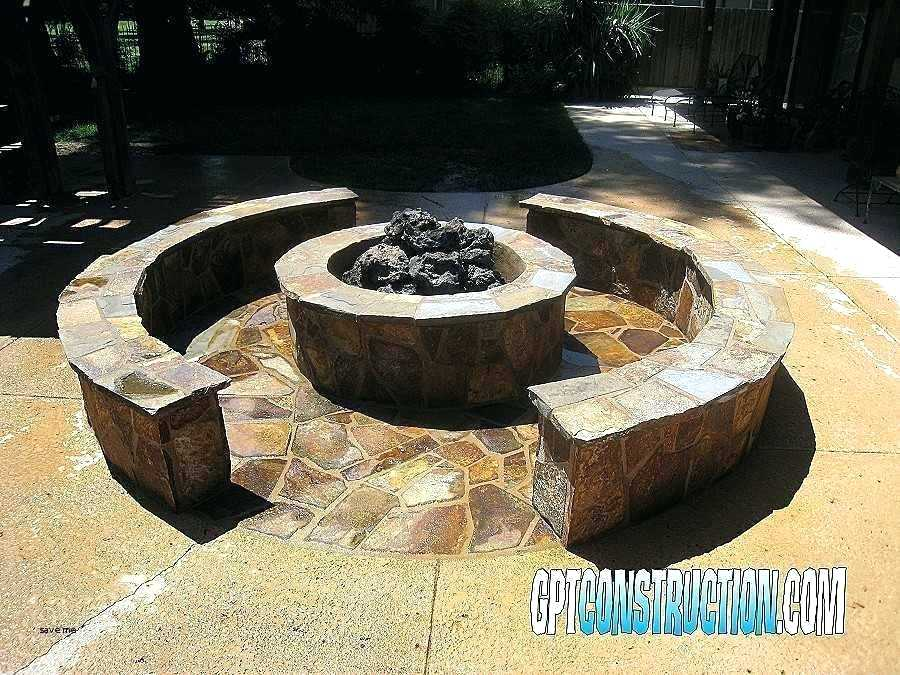 fire pit glass without gas rocks outdoor propane with