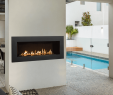 Outdoor Linear Fireplace Lovely Black Outdoor Fireplace Fireplace Design Ideas