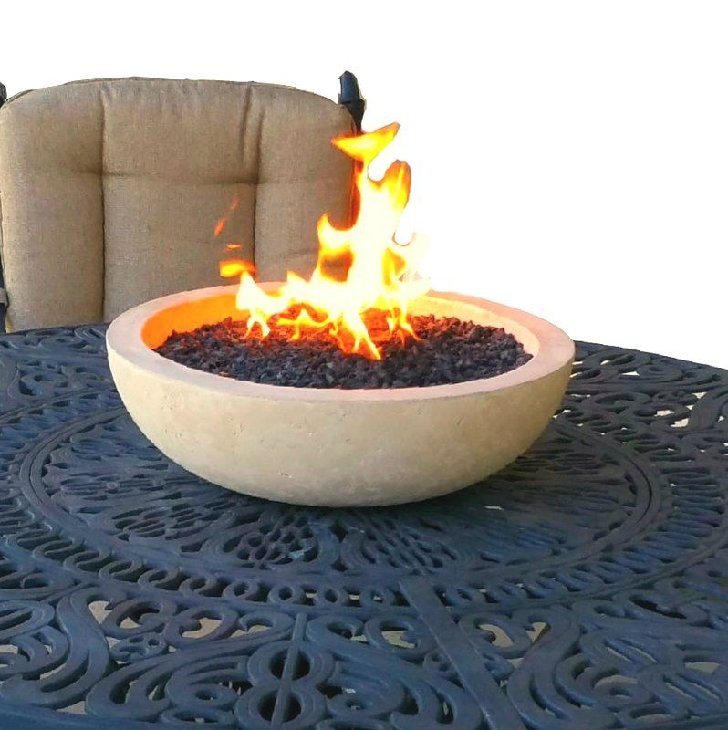 Outdoor Propane Fireplace Awesome Concrete Propane Tabletop Fireplace Pools In 2019