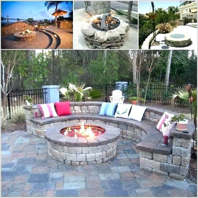 best stone fire pit kits stone propane fire pit kit 9 sizzling stone fire pit designs for your homes outdoor stone stone propane fire pit kit