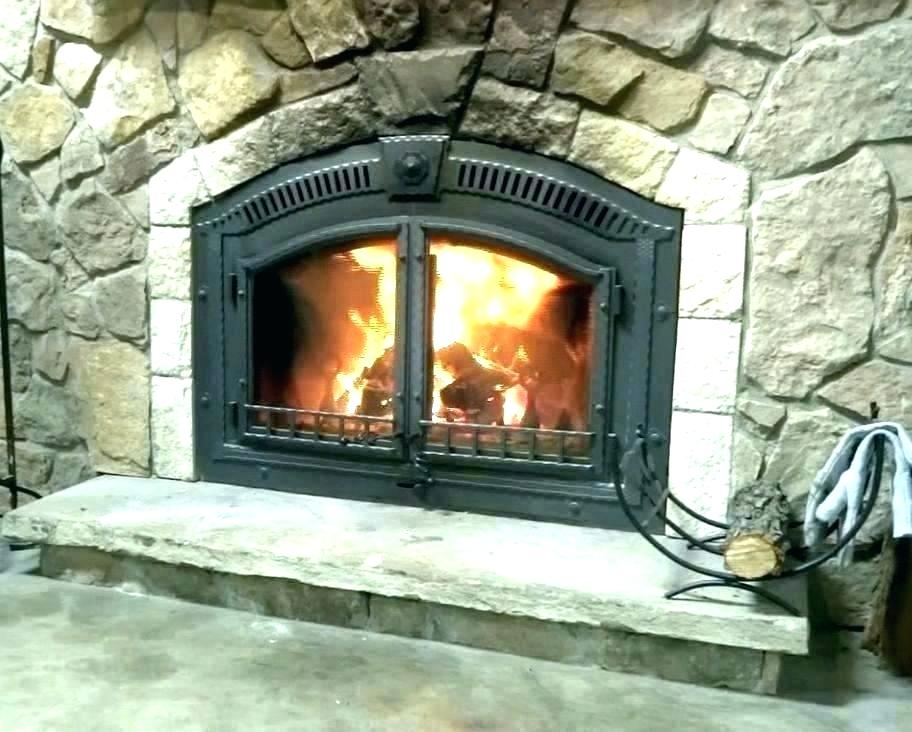 wood burning fireplace box insert sizes stove support prefab amusing modular outdoor pizza ov