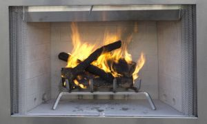 14 Beautiful Outdoor Wood Burning Fireplace Insert
